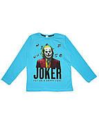 Реглан для хлопчика Joker блакитний
