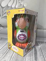 Интерактивная игрушка обучающий попугай 7064