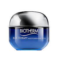 Крем для нормальной и комбинированной кожи Biotherm Blue Therapy Multi-Defender SPF25 50ml (3614271578488)
