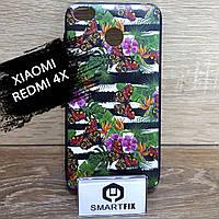 Чехол с рисунком для Xiaomi Redmi 4X, фото 1