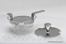 Стеклянная чашечка для активированных фракций PRGF, Ø50 мм