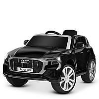 Детский электромобиль Джип «Audi Q8» JJ2066EBLR-2 Черный