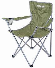Кресло Складное Ranger SL 620 Туристическое для Кемпинга Рыбалки с Подлокотниками Нагрузка до 100 кг