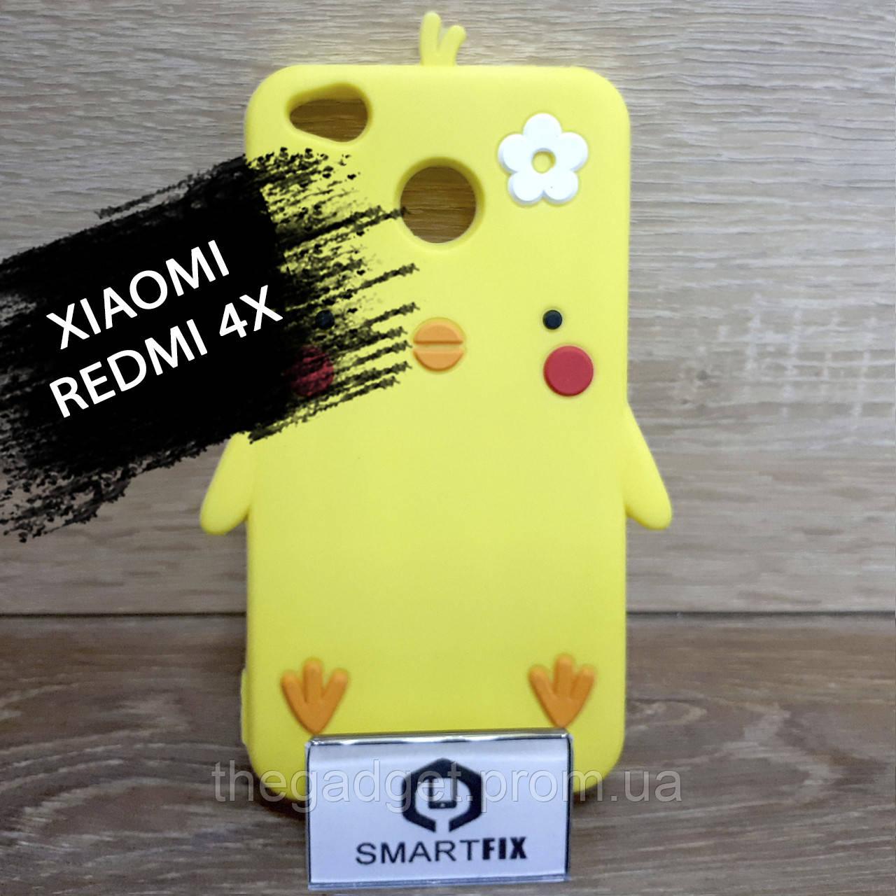 Чехол с рисунком для Xiaomi Redmi 4X