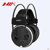 Беспроводные наушники NIA S1000 (Hi-Fi, Bluetooth, SDcard, FM Radio), фото 1