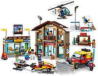 Lego City Горнолыжный курорт (60203), фото 5