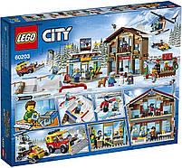 Lego City Горнолыжный курорт (60203), фото 2