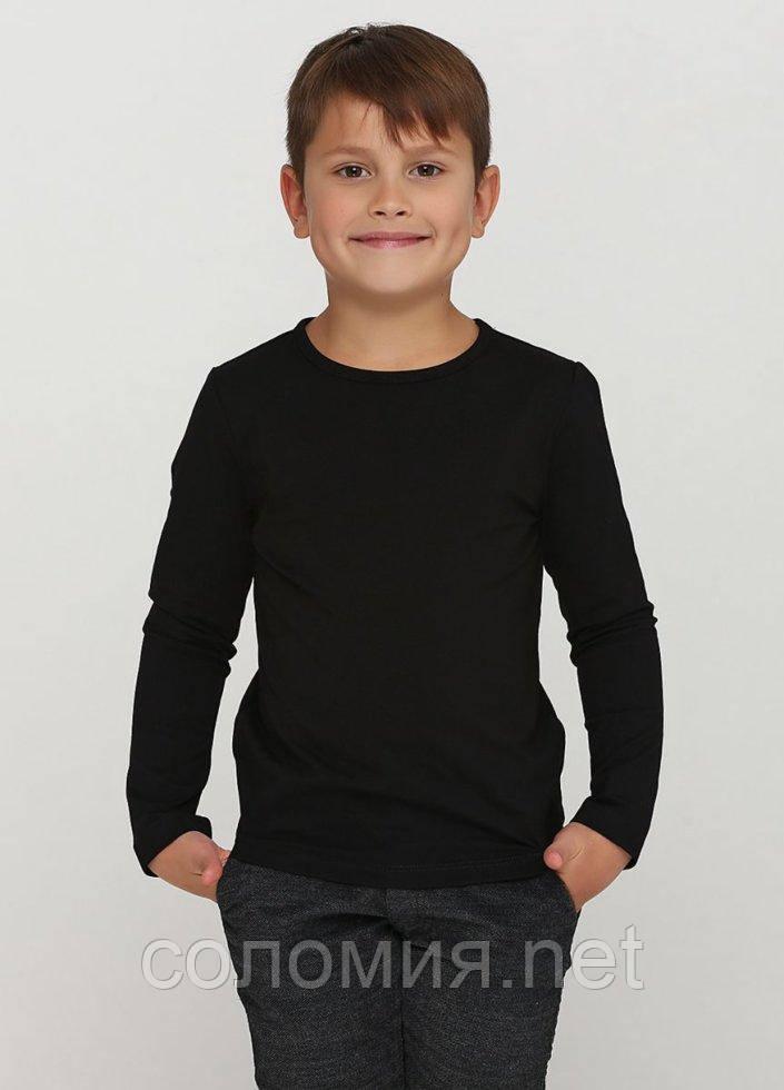 Кофта для мальчиков - B-18353W_черный 122