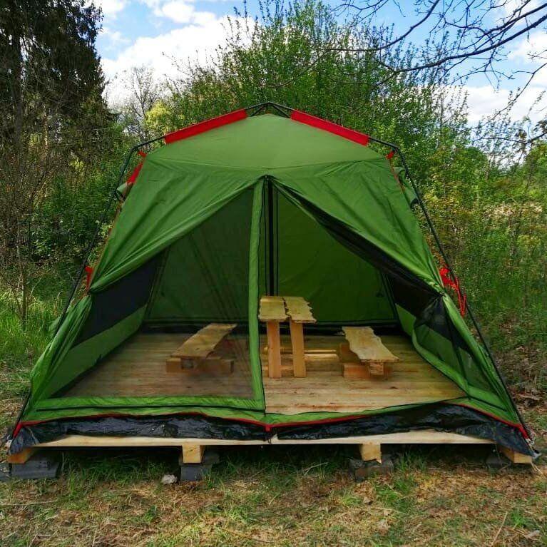 Шатер Tramp Lite Bungalow. Палатка туристическая. Намет туристичний