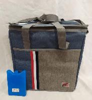 Сумка холодильник термосумка Cooling Bag DT 4241 на 27 л розмір 36х20х38 см, фото 1