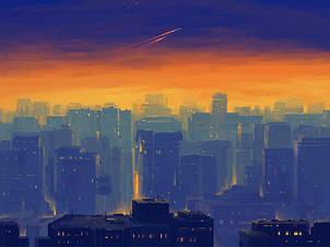 """Картина за номерами Art Craft """"Оповитий сутінками"""" 40*50 см 11205-AC"""