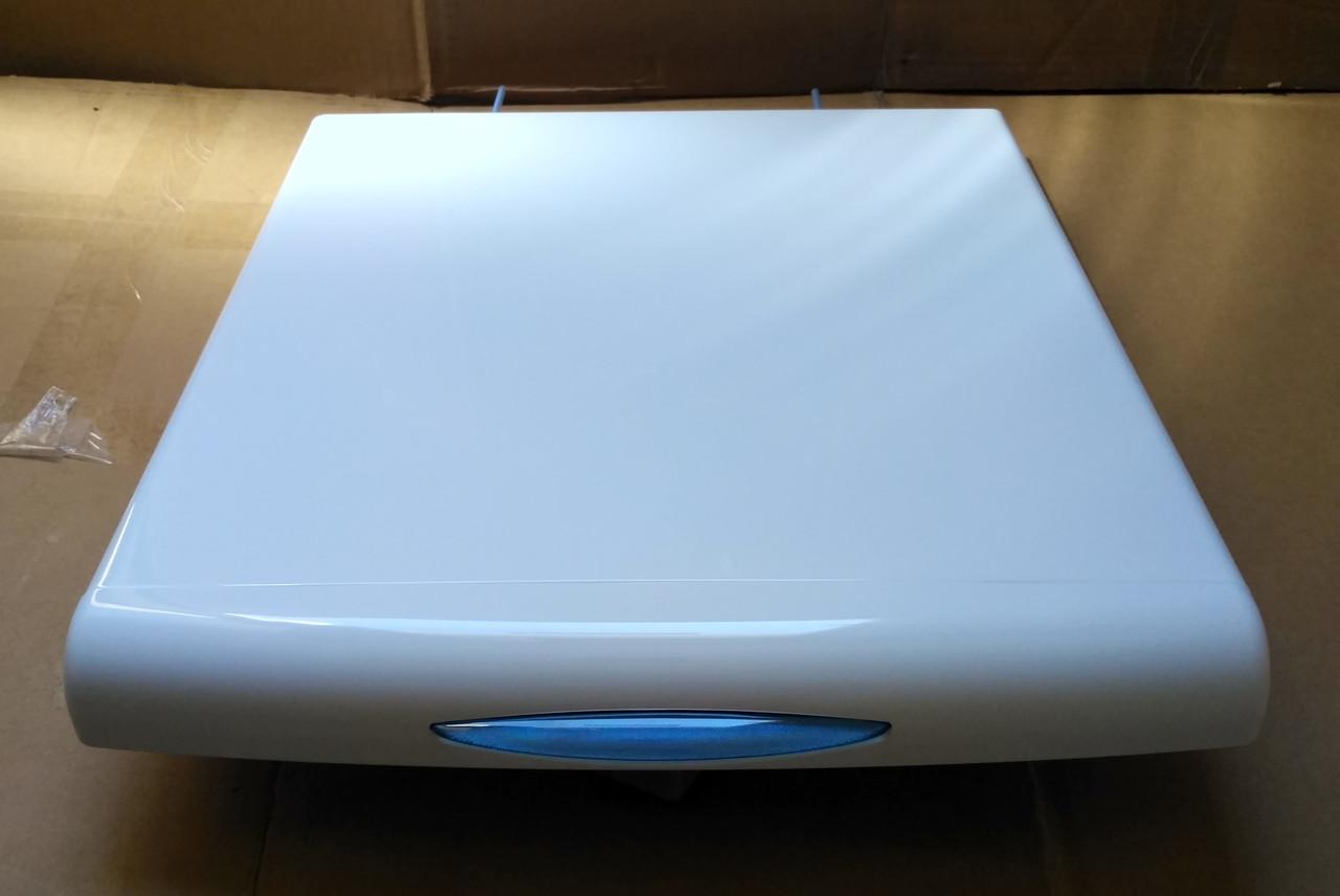 Крышка загрузочного люка стиральной машины Whirlpool 481244010845