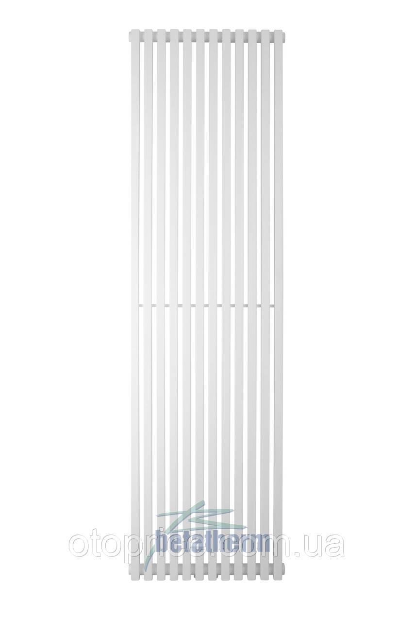 Дизайнерский вертикальный радиатор Quantum 1 Betatherm 2000/525 14-16 м.кв.