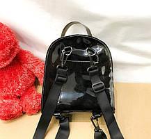 Прозрачный силиконовый рюкзак с надписью Hi Baby, фото 2