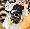 Прозрачный силиконовый рюкзак с надписью Hi Baby, фото 3