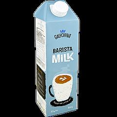Молоко Галичина Бариста 1 л 2,5% (1ящ/12шт)