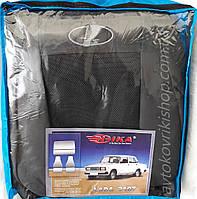 Авто чехлы Lada 2107 (тёмно-серый) COPER Nika
