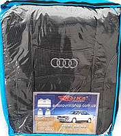 Автомобильные чехлы Audi 80 B3 Авточехлы Ауди 80 В3 1986- Nika модельный комплект