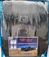 Автомобильные чехлы Honda CR-V 3 2006-2011 Nika Авточехлы Хонда ЦР-В 3 2006-2011 Ника модельный комплект