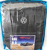 Автомобильные чехлы Volkswagen Touran 2003-2010 Nika Авточехлы Фольксваген Тоуран 2003-2010 Ника модельный