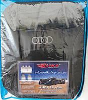 Автомобильные чехлы Audi A6 (С5) Авточехлы Ауди А6 С5 1997-2004 Nika модельный комплект
