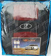 Автомобильные чехлы Lada 2111-2112 1998- (красные) Nika Авточехлы Лада Ваз 2111-2112 1998- Ника модельный