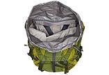 Рюкзак Deuter - Aircontact, Pine-Moss, 50+10 SL | 3320216-2250-0, фото 5