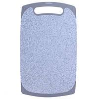 Разделочная доска пластик 25х15 см