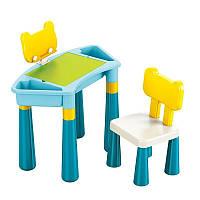 Детский стол для творчества + 1 стул