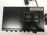 Трансляционный микшерный усилитель Monacor PA-702 Германия, фото 7