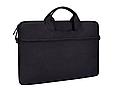 Сумка для ноутбука 15.6 дюймів Чорний, фото 3