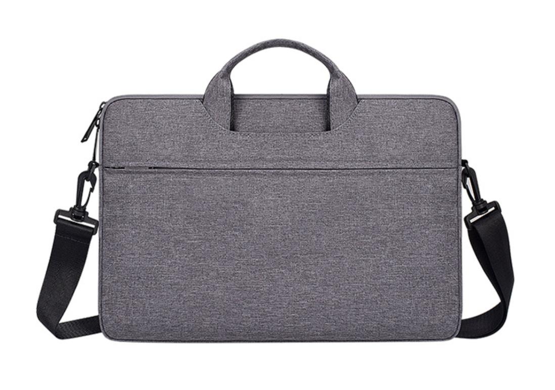 Сумка для ноутбука 15.6 дюймов Темно серый