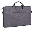 Сумка для ноутбука 15.6 дюймов Темно серый, фото 2