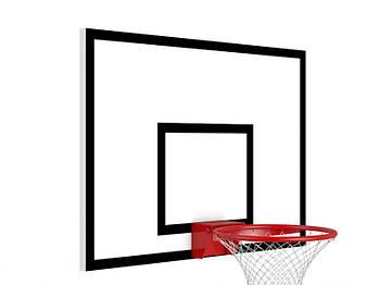 Баскетбольный щит тренировочный металл