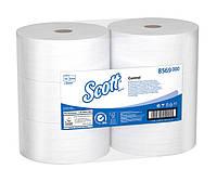 Туалетная бумага Kimberly-Clark Scott Controll в рулонах с центральной вытяжкой  8569