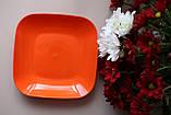 Плоска тарілка, фото 2