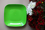 Плоска тарілка, фото 4