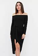 Вишукане вечірнє плаття Sharlin, чорний