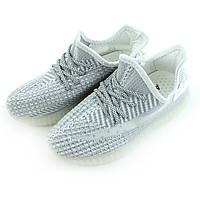 Літні жіночі кросівки сірі Artin