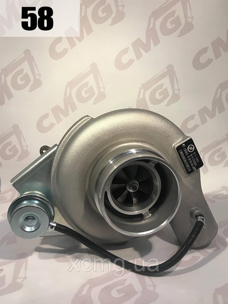 Турбіна D38-000-641 для двигуна Shanghai D6114