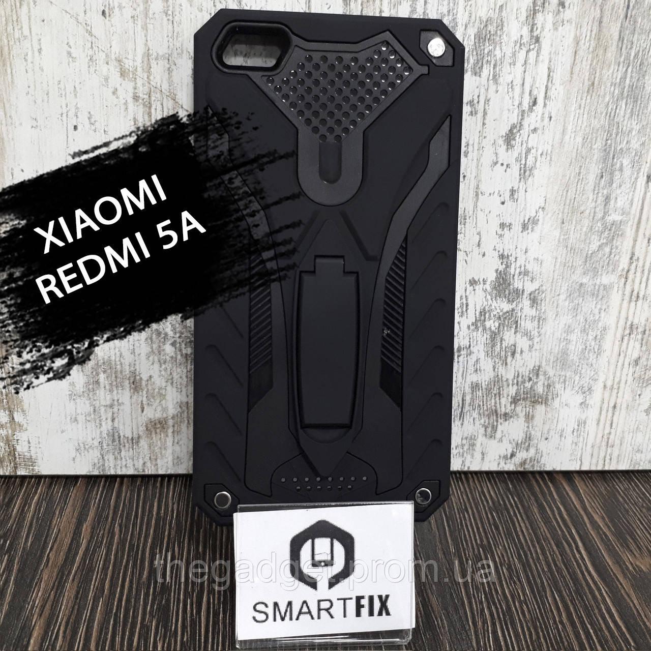 Противоударный чехол для Xiaomi Redmi 5a iPaky Черный