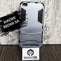 Протиударний чохол для Xiaomi Redmi 5a Honor Сірий, фото 1