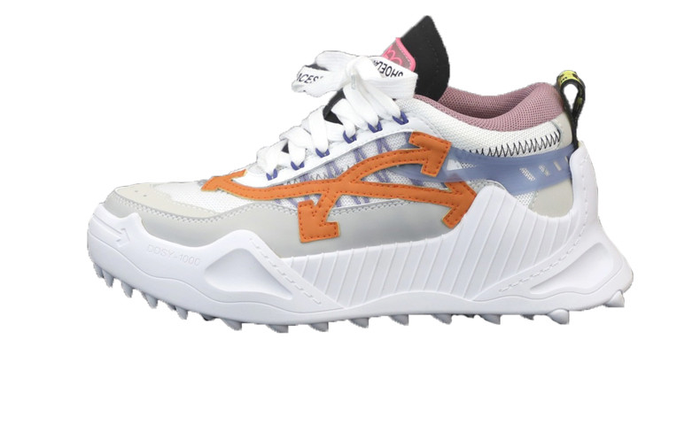 Жіночі кросівки OFF-WHITE ODSY-1000 Beige/Orange