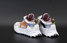 Жіночі кросівки OFF-WHITE ODSY-1000 Beige/Orange, фото 2