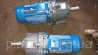Мотор-редуктори циліндричні 1МЦ2С і 4МЦ2С