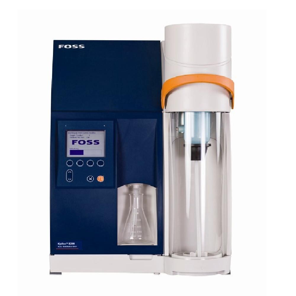 Апарат К'єльдаля KJELTEC™8100, FOSS Kjeltec™ 8100