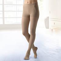 Компрессионные колготки Belsana Classic E 2 класс, открытый носок