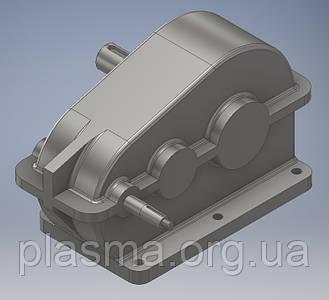 Редуктор циліндричний двоступеневий РЦД-250, РЦД-350, РЦД-400