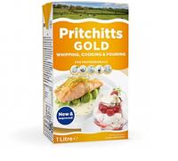 Вершки кондитерські Pritchitts Gold 33.5% 1 л