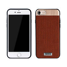 Чехол-накладка Remax Mins Creative Case для iPhone 7/8 Brown